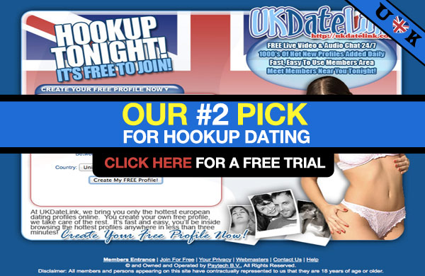 Hook up only site